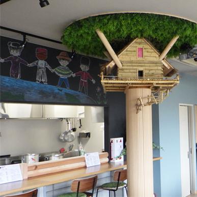 ウェルフェアカフェ様 店舗改装工事