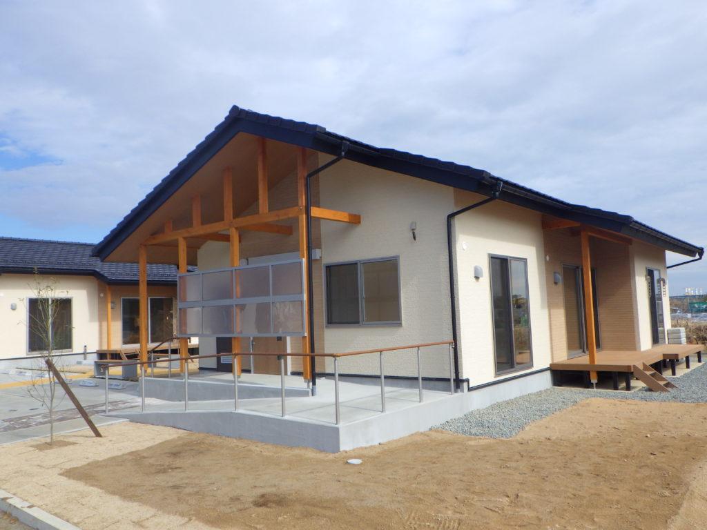 復興住宅(大熊町)新築工事